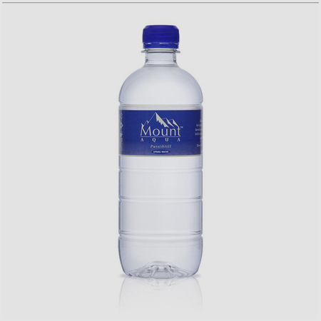 600ml - Vending Bottle 24 pack carton